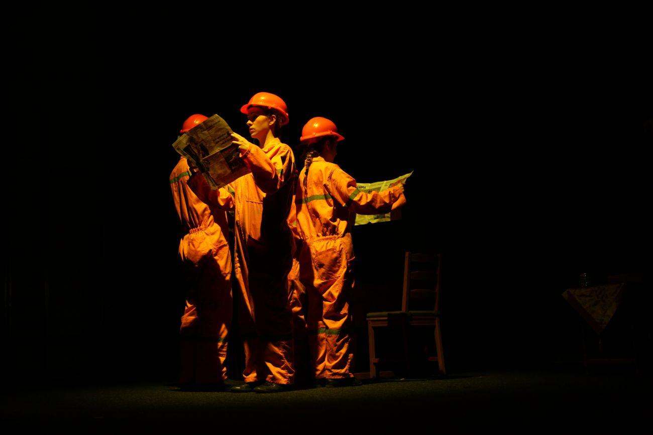 23η Συνάντηση (Xίος 2011), Duende Ικαρίας, «Ο Μπίντερμαν και οι Εμπρηστές»